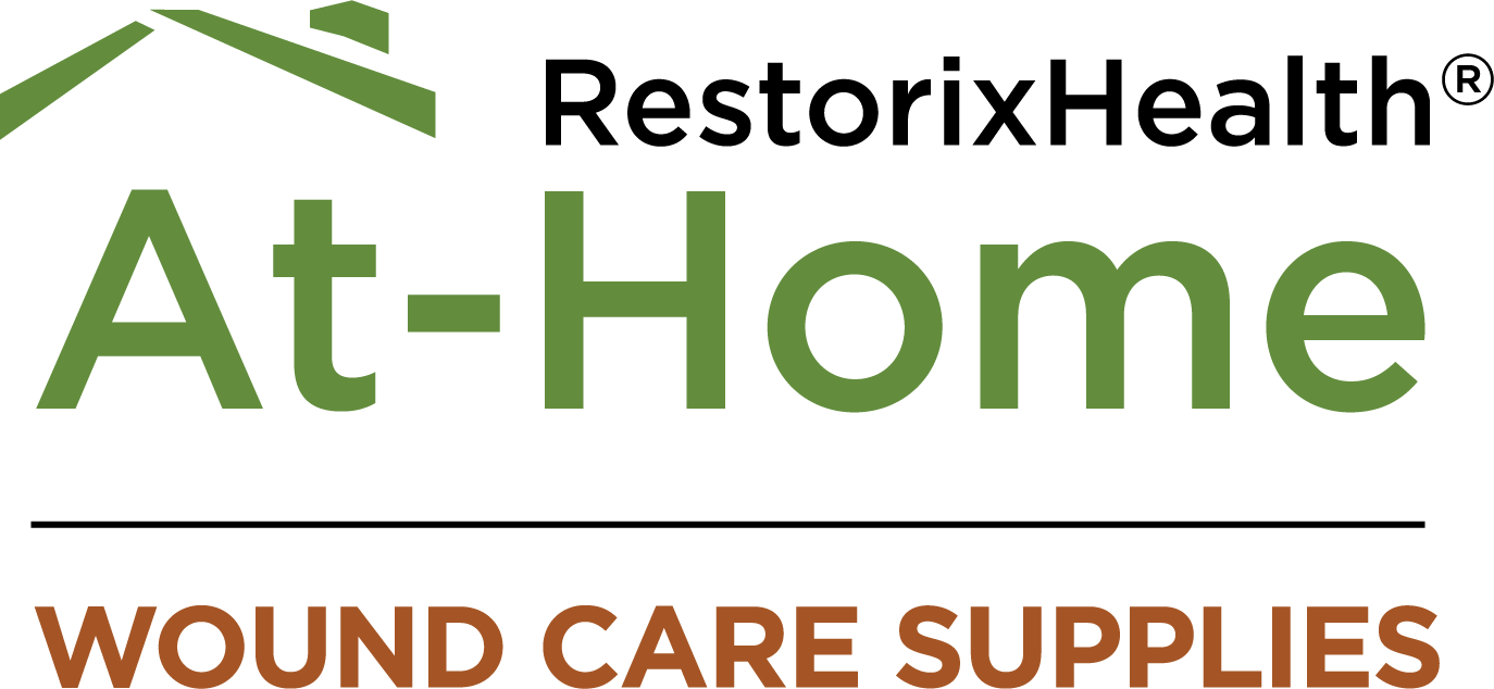 At-Home Wound Care Supplies Logo